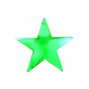 Green-Foil-Star-2-sided-Cutout-3.5-inch-12ct