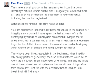 Paul Elam Dead Broke and Whining 1