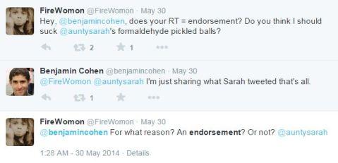 ben cohen me endorsement 1