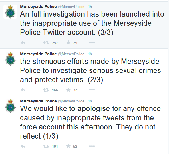 merseyside police rape apology